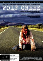 Wolf Creek (2-disc special edition)