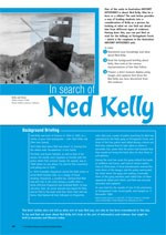 In search of Ned Kelly