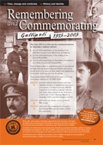 Remembering and commemorating Gallipoli through the Unknown Soldiers