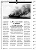A Bureaucratic Cinema: The Fraught Relationship Between Government and Film