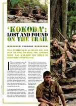 Kokoda: Lost and Found on the Trail