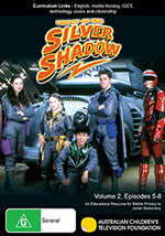 Legacy of the Silver Shadow - Volume 2