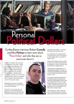 Personal Political Dollars