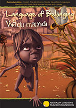 Language of Belonging: Wadu Matyidi (DVD and DVD-ROM)