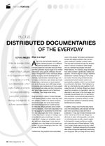 Blogs: Distributed Documentaries of the Everyday