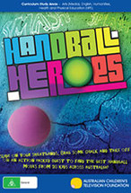 Handball Heroes - DVD plus bonus poster and handball