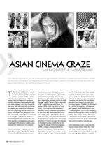 Asian Cinema Craze: Sailing Into the Mainstream?