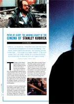 Paths of Glory: The Abiding Legacy of the Cinema of Stanley Kubrick