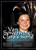 Van Sowerwine: Clara's World