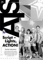 Scripts, Lights, Action! Teaching Scriptwriting Skills in the Classroom