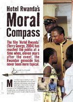 Hotel Rwanda's Moral Compass