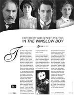 Historicity and Gender Politics in The Winslow Boy