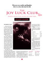 Joy Luck Club, The