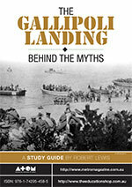 Gallipoli Landing, The: Behind the Myths
