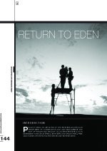 'Return to Eden' (A Study Guide)