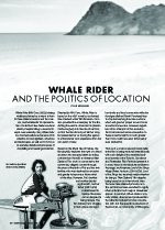 'Whale Rider' and the Politics of Location