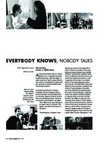 Everybody Knows, Nobody Talks: Atom Egoyan