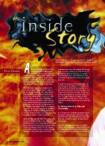 ?he Inside Story? The Inside Story of a Successful First Feature