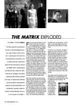 ?he Matrix?Exploded