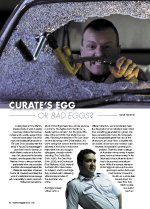 Curate? Egg or ?ad Eggs?