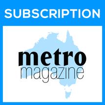 Metro Inside Australia - Individual