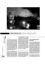 Indigenous New Media Arts