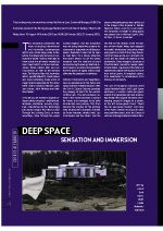 Deep Space - Sensation and Immersion