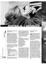 Australia is Refugees!