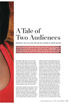 A Tale of Two Audiences: Migrants, Multiculturalism and Melodrama in <em>Gossip Nation</em>