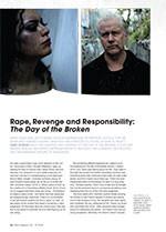 Rape, Revenge and Responsibility: <em>The Day of the Broken</em>