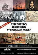 Unsung Heroes of Australian History: Primary (Part 1)
