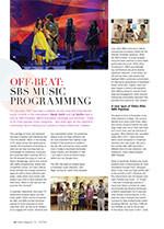 Off-beat: SBS Music Programming