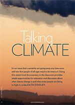 Talking Climate Change with <em>2 Degrees</em>