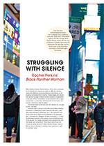Struggling with Silence: Rachel Perkins' <em>Black Panther Woman</em>