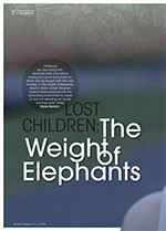 Lost Children: <em>The Weight of Elephants</em>