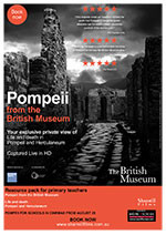 Life and Death: Pompeii and Hurculaneum
