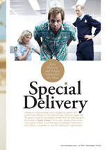 Special Delivery: Tony Mahony and Angus Sampson's The Mule