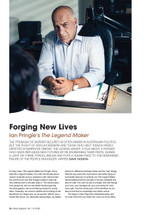 Forging New Lives: Ian Pringle's The Legend Maker