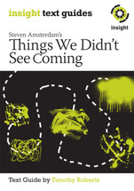 Things We Didn't See Coming (Text Guide)
