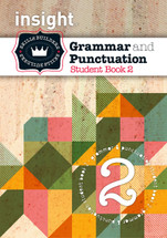 Insight Skills Builders: Grammar and Punctuation - Student Book 2