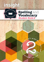 Insight Skills Builders: Spelling and Vocabulary - Student Book 2