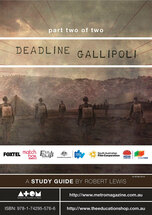Deadline Gallipoli - Part 2 (ATOM study guide)