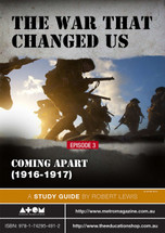 War That Changed Us, The - Episode 3 (ATOM study guide)