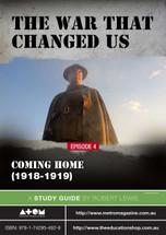 War That Changed Us, The - Episode 4 (ATOM study guide)