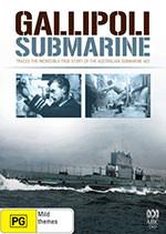 Gallipoli Submarine