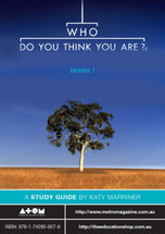 Who Do You Think You Are? Series 7 (ATOM study guide)