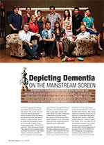 Depicting Dementia on the Mainstream Screen