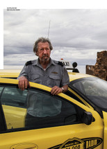 Odyssey Across the Outback: Jeremy Sims' Last Cab to Darwin