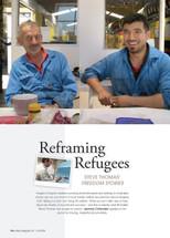 Reframing Refugees: Steve Thomas' Freedom Stories