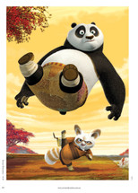 The Balance of Power: A Study Guide to Kung Fu Panda